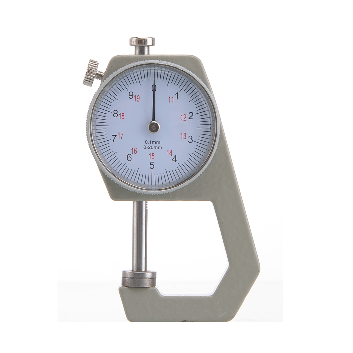 Meizen Measuring Tool Thickness Gauge to measure the thickness of pearl steel pipe, wood and leather