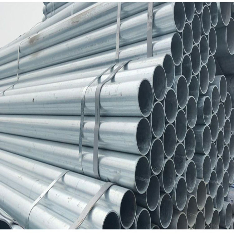 Galvanized pipe, seamless pipe, Q345B seamless round pipe, complete specifications