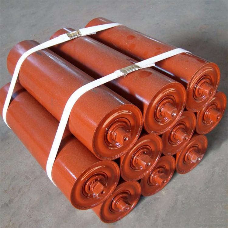 JUNMAO Idler trough type idler conveyor belt idler processing customized parallel idler