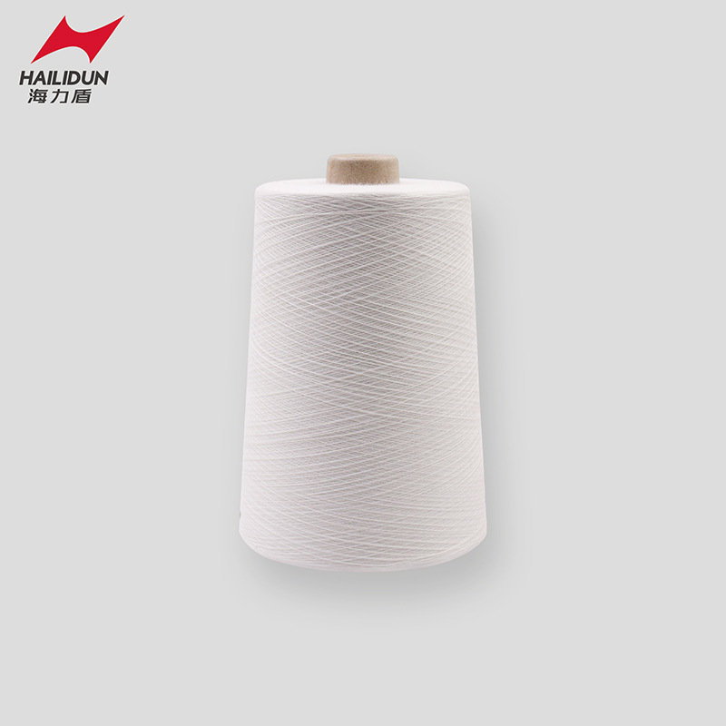 MINGDA Fireproof and high temperature resistant embryo yarn 50% aramid (1313)/50% domestic (Lenzing)