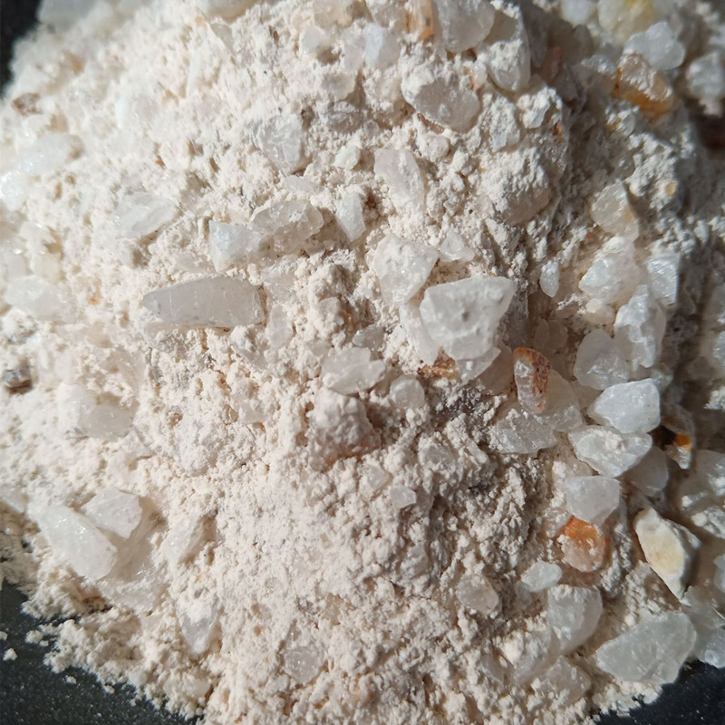 Dry ramming material Intermediate frequency electric furnace lining material Acid-base charge