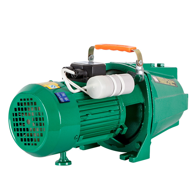 Suction pump Big head household tap water silent copper wire jet booster self-priming pump Cantonese