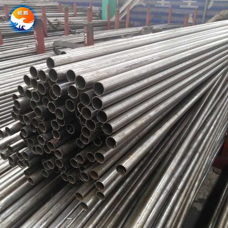 Thick-walled seamless steel tube manufacturer Shandong Seamless Steel Tube Factory Precision bright