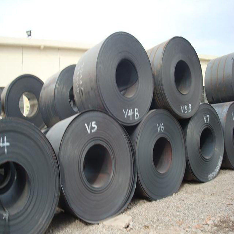 Steel Hot Rolled Sheet Hot Coil Galvanized Coil Black Iron Sheet White Iron Sheet