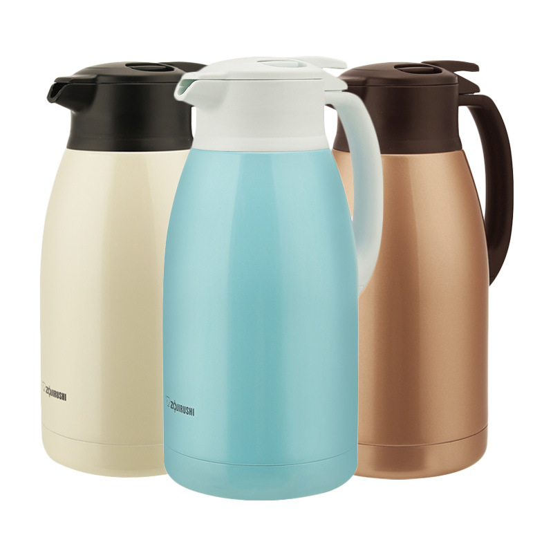 Zojirushi Insulation Kettle Stainless Steel Large-capacity Household Thermos Thermos Kettle Boiling