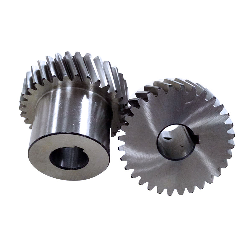External gears High-strength hardened planetary gears, complete models