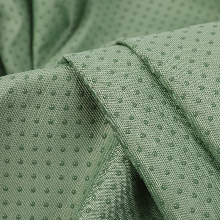 Twill thick uniform cloth Silicone non-slip plastic drip cloth Uniform cloth waterproof and sand rel