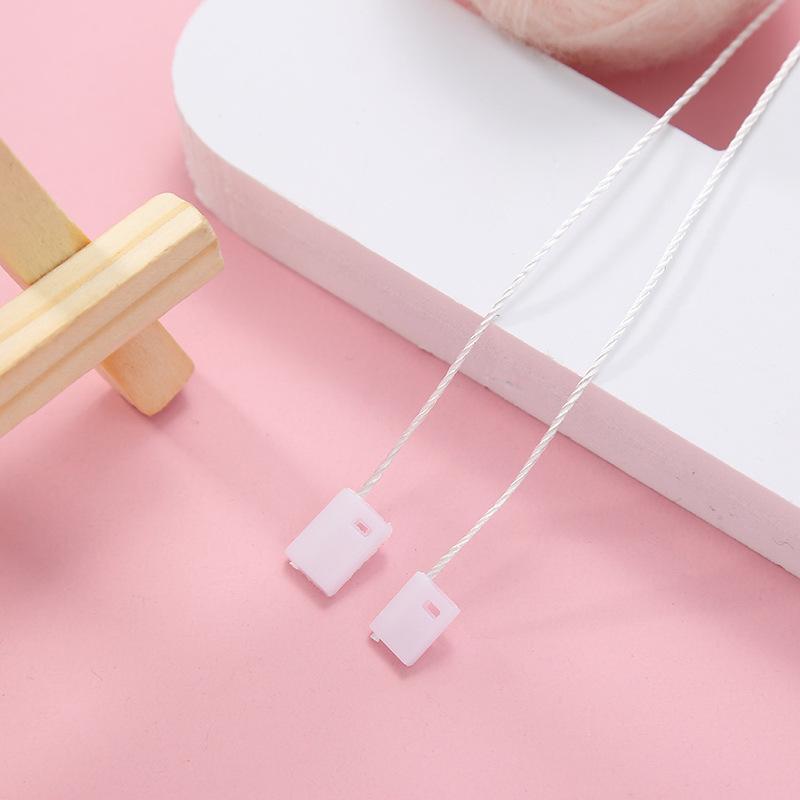 Plastic hanging tablets clothing trademark tag rope hanging tablets universal box hanging tablets sl