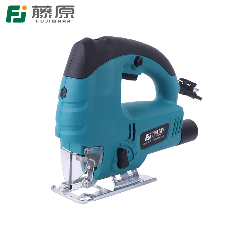 Fujiwara Multifunctional Laser Jig Saw Household Small Jig Saw Woodworking Electric Saw Hand Saw Pow