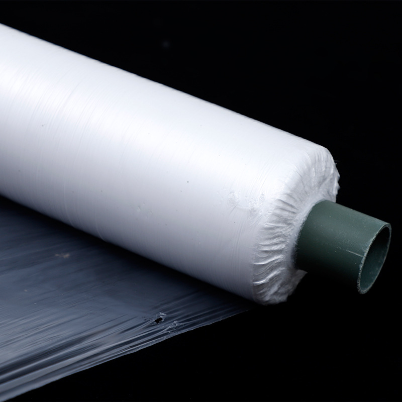 PE new material insulation covering engineering mulch film, agricultural plastic transparent film