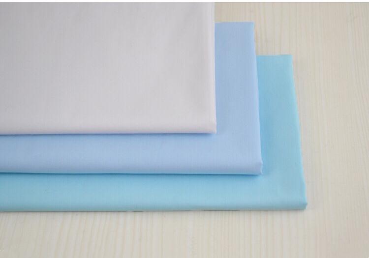 GUANGDE TC polyester-cotton fabric 110*76 pocket fabric Zhenliang fabric Poly-cotton pocket fabric W