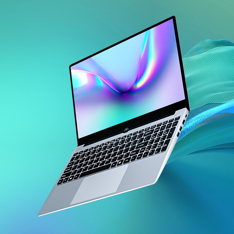Besos 15.6-inch IPS high-definition thin and light business Internet office I7 independent display 2