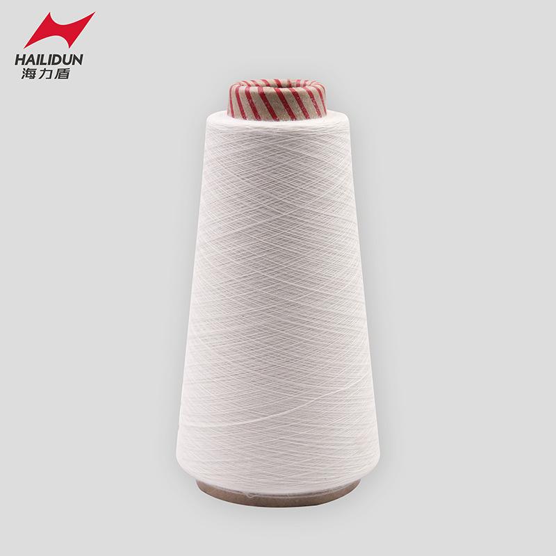MINGDA 50% meta-aramid 1313/50% flame retardant viscose blended yarn 32S/1 high temperature resistan