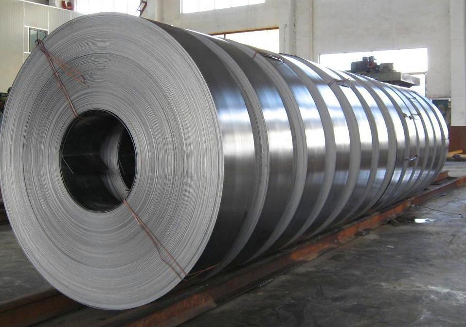 Cold rolled steel strip Galvanized steel strip Hot rolled steel strip Q195-Q235 Black strip steel SP