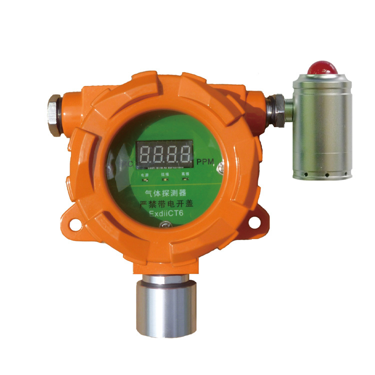 KECHUANGHENG Fixed flammable gas detector industrial explosion-proof methane gas ethanol flammable g