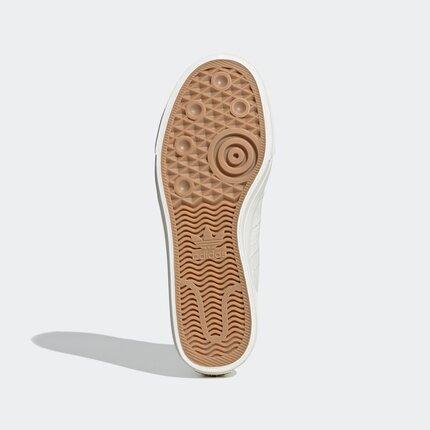 giày vải Trang web chính thức của Adidas giày cỏ ba lá NIZZA HI DL nam và nữ giày vải cổ điển cao cấ