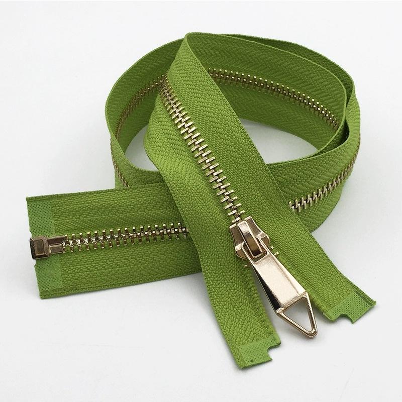 RENYI No. 5 metal open tail zipper long coat jacket zipper zipper zipper can be customized color siz