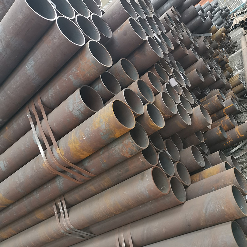 Q345B seamless steel pipe 245*10 seamless steel pipe for building structure