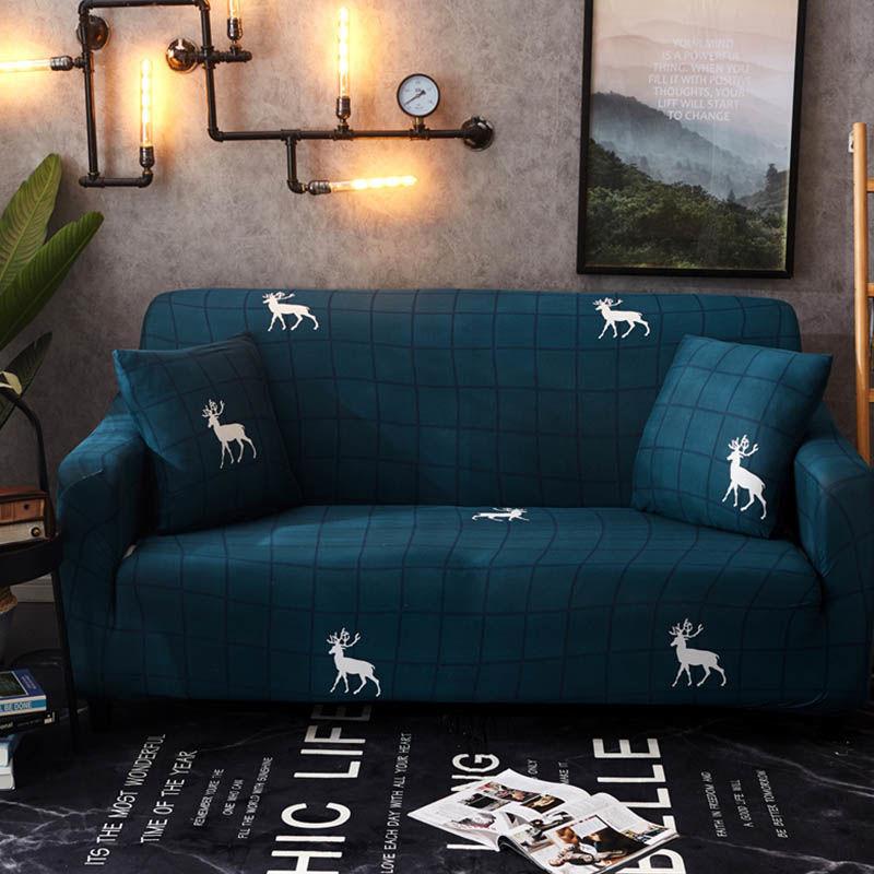 Elastic sofa cover sofa cover full cover fabric four seasons sofa cushion leather sofa towel full co