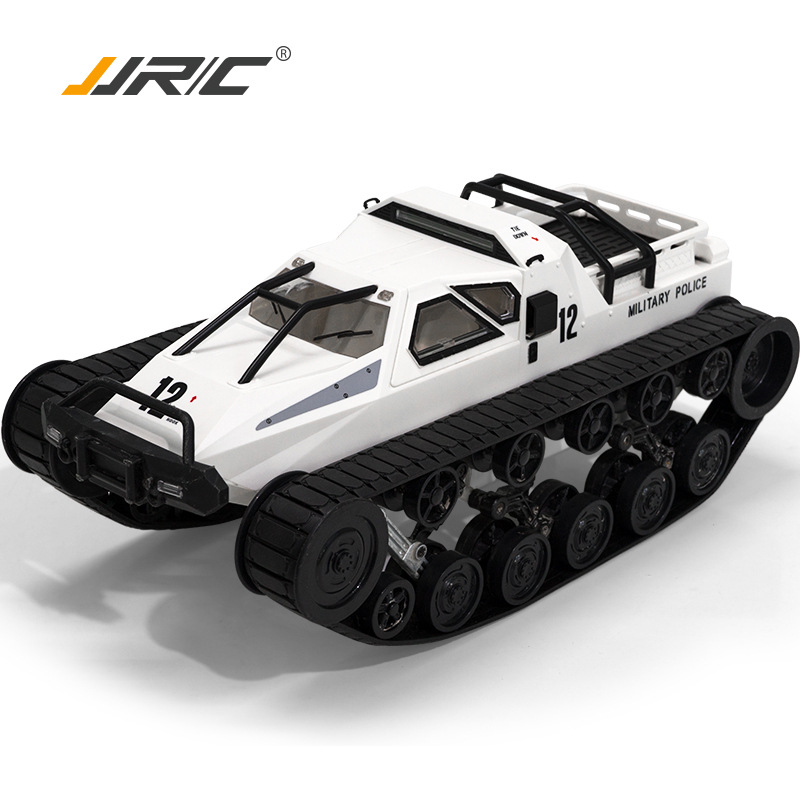 D843 large children's high-speed electric off-road tank stunt car toy charging crawler climbing spr