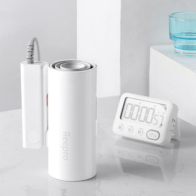 Reepro Mini Folding Hair Dryer Household Appliance Negative Ion High Power Hotel Dormitory Hair Drye