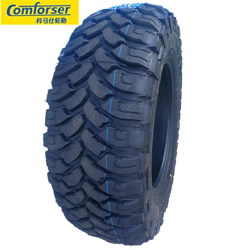 Komès MT off-road mud pickup tires 215 235 245 265 285 305/707585R1516171819