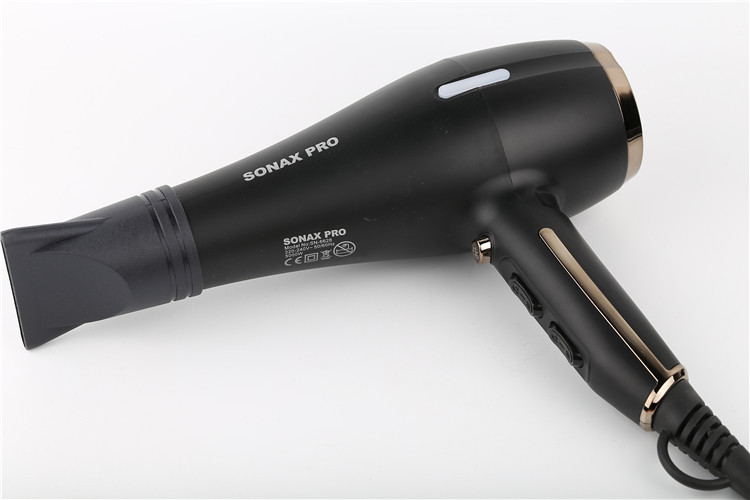SONAX PRO high-power hair dryer barber shop hair dryer hot and cold air negative ion household hair