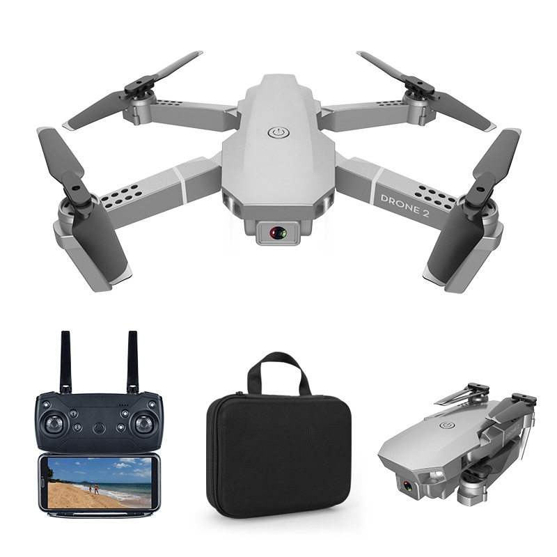 DKRC E68 PRO Folding UAV fixed-height quadcopter 4K HD aerial remote control aircraft cross-border E