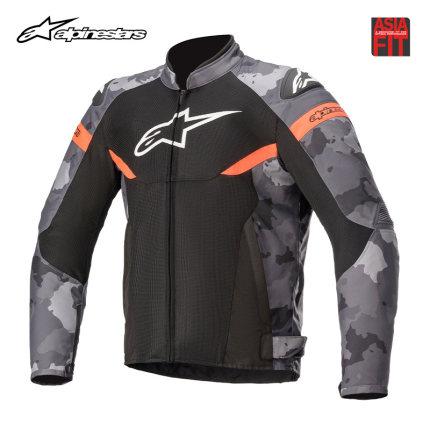 Trang phục xe đạp  một ngôi sao alpinestars áo mô tô mùa hè chống rơi thiết bị lái xe mô tô thoáng k