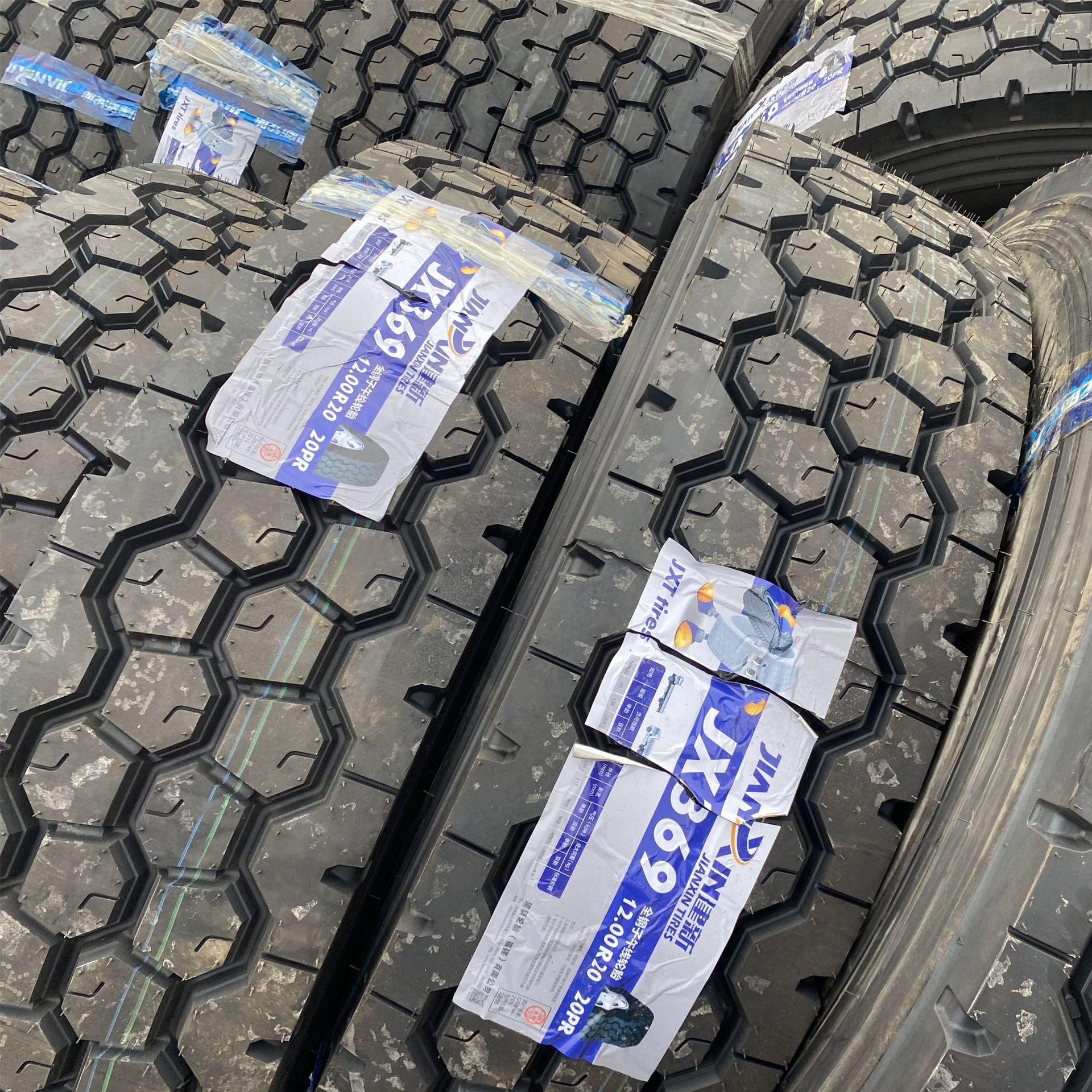 Jianxin Tire Martin Tire High-quality 1200 Tire Dumper Tire Heavy Duty Nemesis