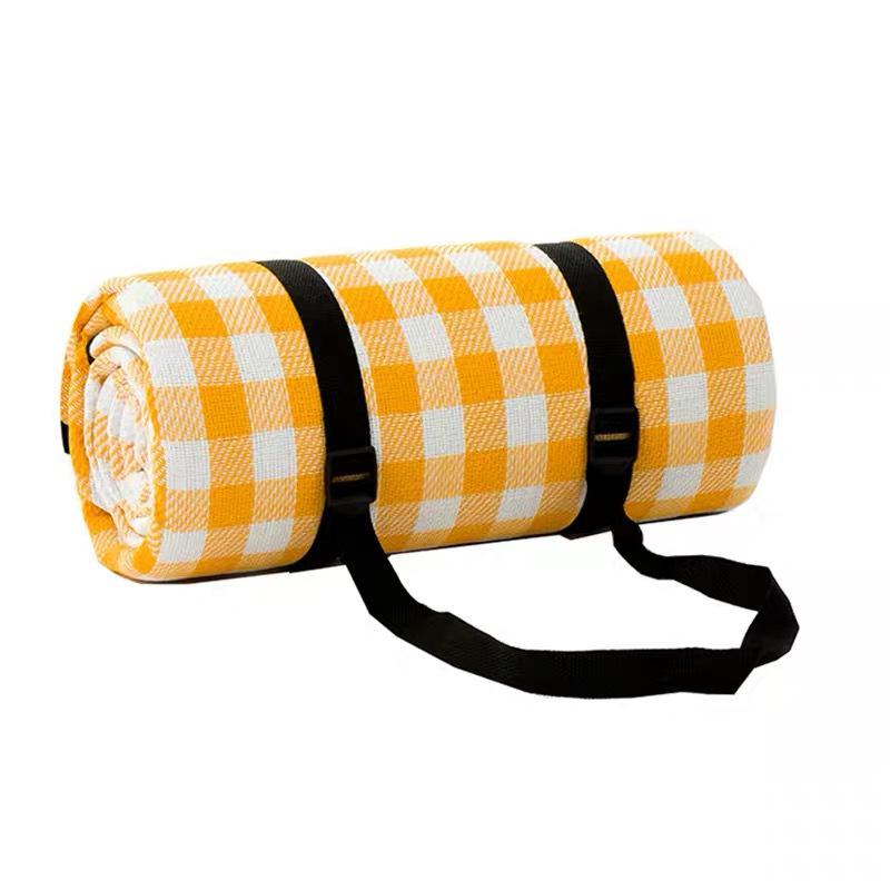 OUTEIS Picnic cloth moisture-proof mat Waterproof mat Spring outing mat Thicken beach mat Outdoor ma