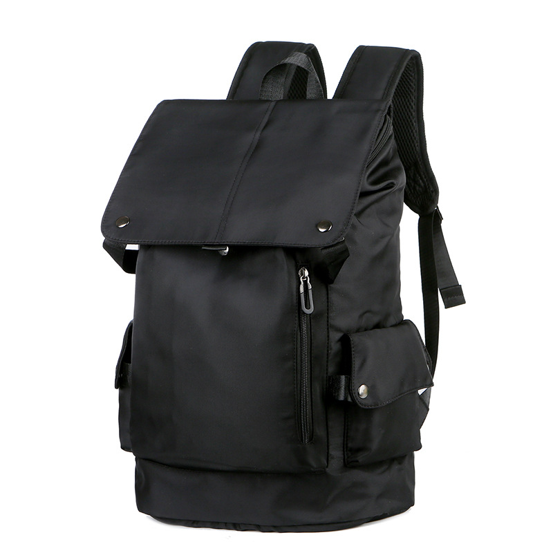 Men's backpack 2021 new computer business backpack Oxford cloth outdoor travel backpack