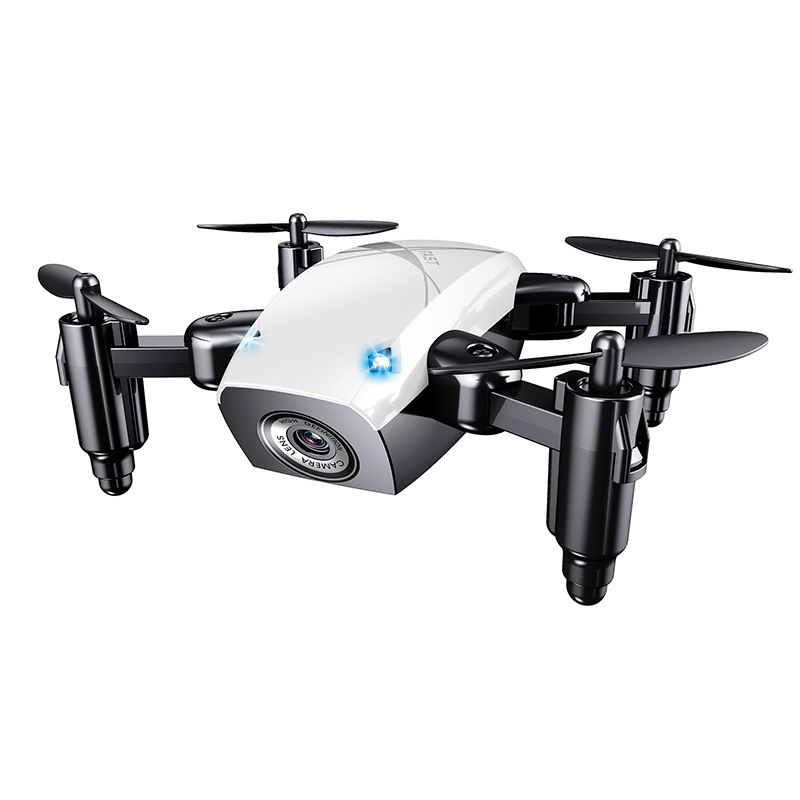 JDRC S9HW quadcopter with fixed height 300,000 wifi real-time mobile aerial photography toy drone