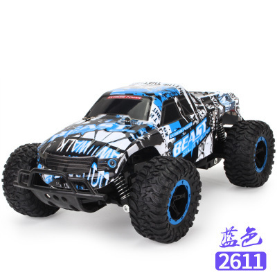 2.4G remote control climbing off-road vehicle remote control pickup remote control car child remote