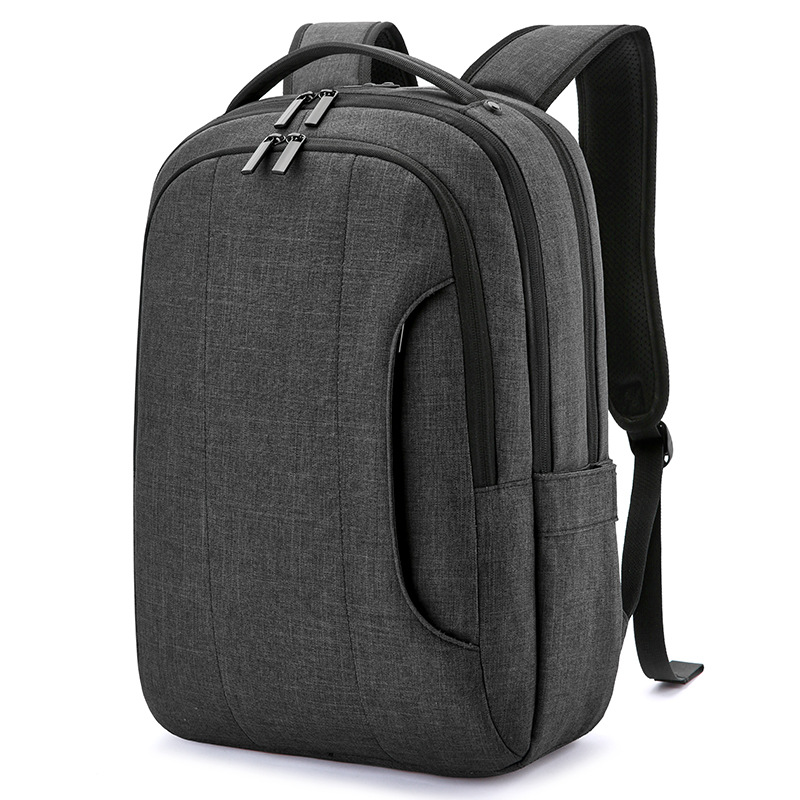 THE NORTH MOON 16 inch computer backpack men's business travel bag simple fashion backpack waterpro