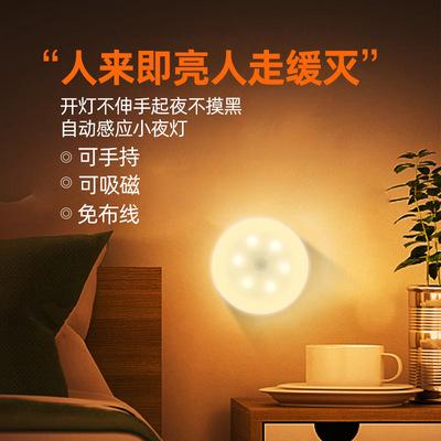 Đèn tường LED nhà thông minh cảm ứng cơ thể con người .