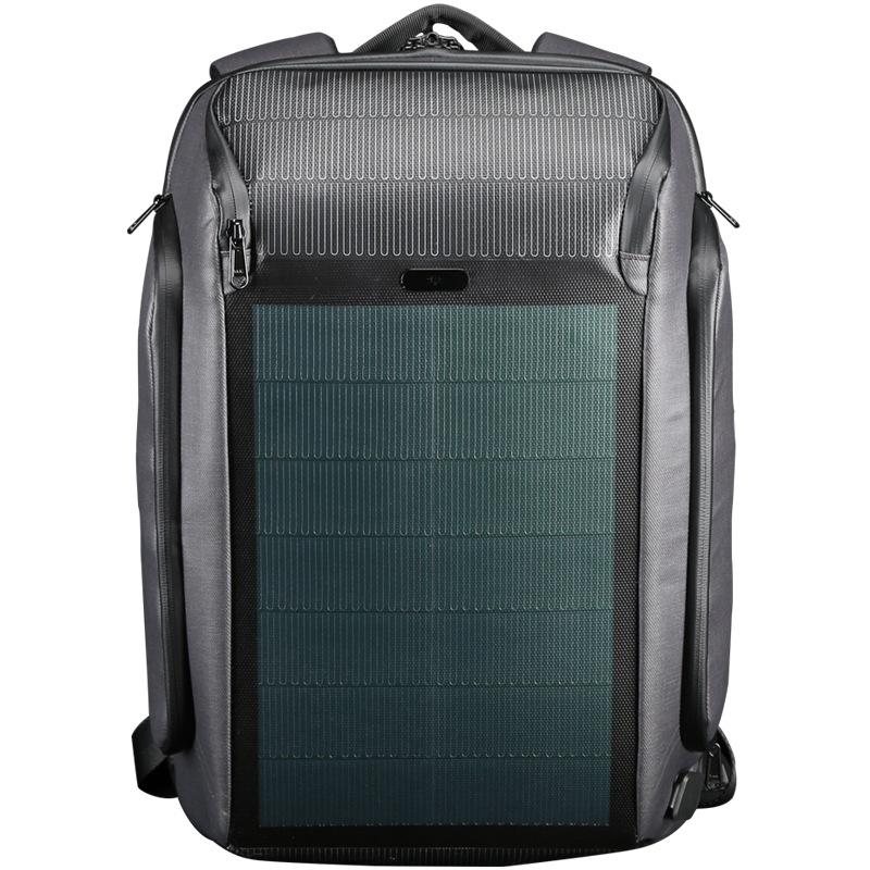 Kingsons beam energy backpack flexible solar USB charging backpack multi-function computer bag trave