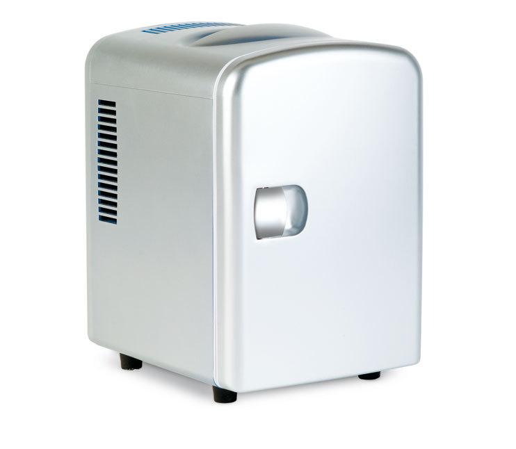 NUOSIKU Mini Car Small Refrigerator Mini Car Home Small Refrigerator Portable Freezer