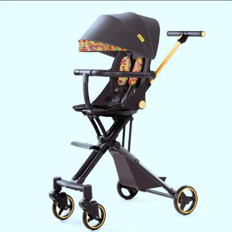 Xe đẩy trẻ em Playkids Proco chỉ có thể cho bé ngồi đẩy đi dạo .