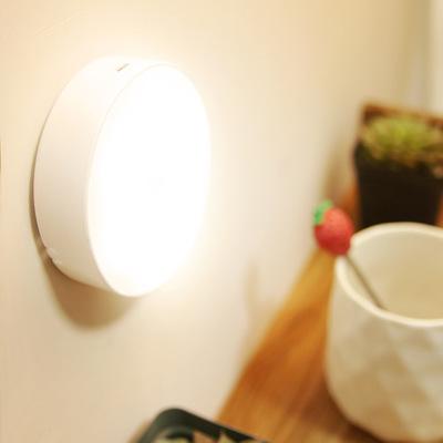 Đèn tường Ánh sáng cảm ứng cơ thể con người thông minh .