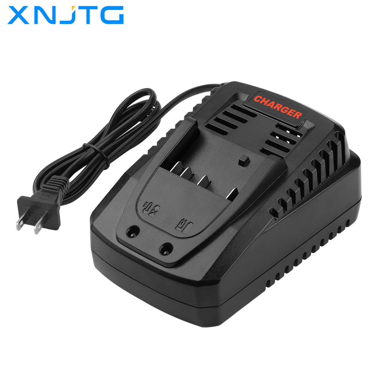 XNJTG Suitable for Bosch charger BOSCH 14.4V, 18V power tool lithium battery 3A fast charger