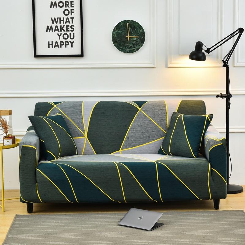 GUDANYA 2021 new fashion simple sofa cover universal stretch fabric sofa cover