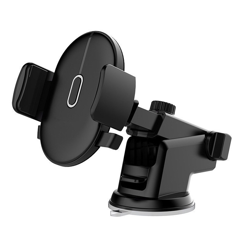 XINGLAISHI New car navigation mobile phone holder silicone suction cup telescopic rod car holder air