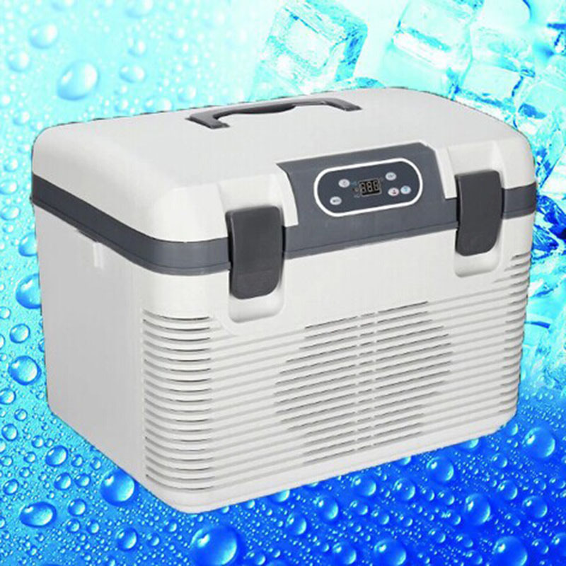XW-1950 dual-system refrigeration car refrigerator car cooling and heating think