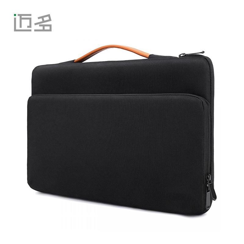 Portable briefcase macbook14\15.6 inch business Apple notebook bag tablet bag