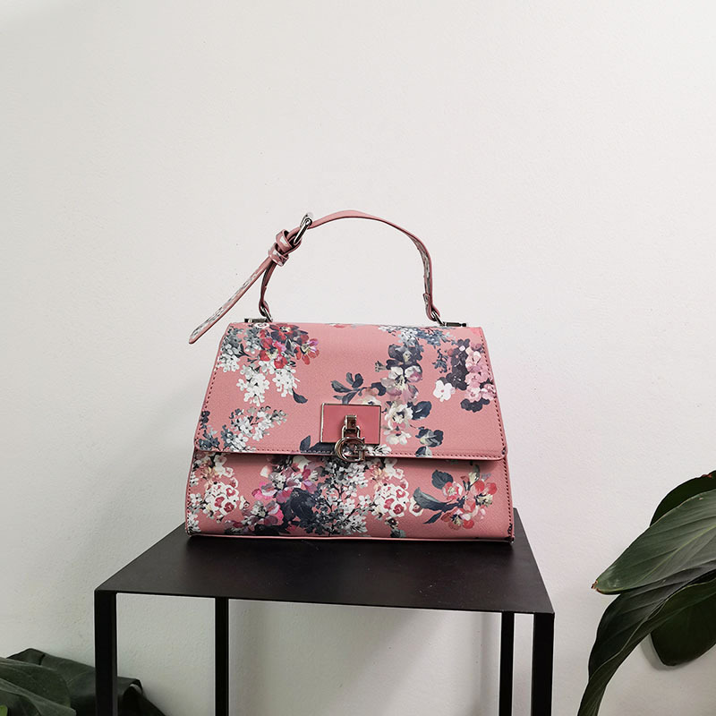 Female bag 2021 new South American small square bag messenger handbag G-lock large-capacity shoulder