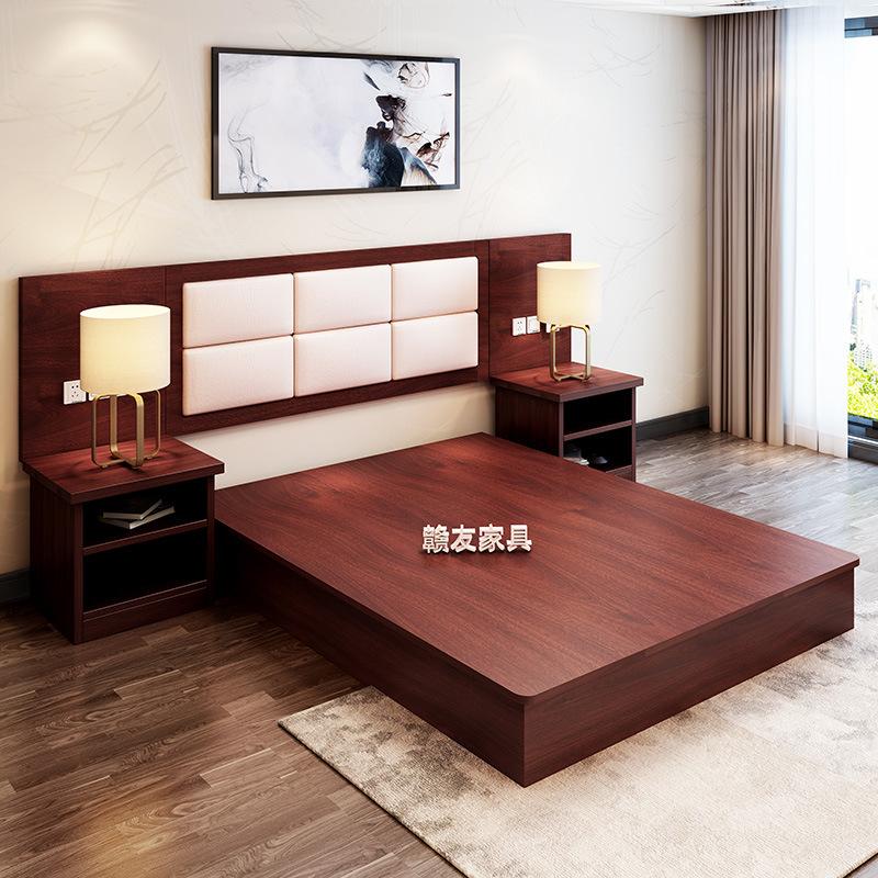Hotel furniture bed standard room full set of express hotel bed hotel furniture standard room full s