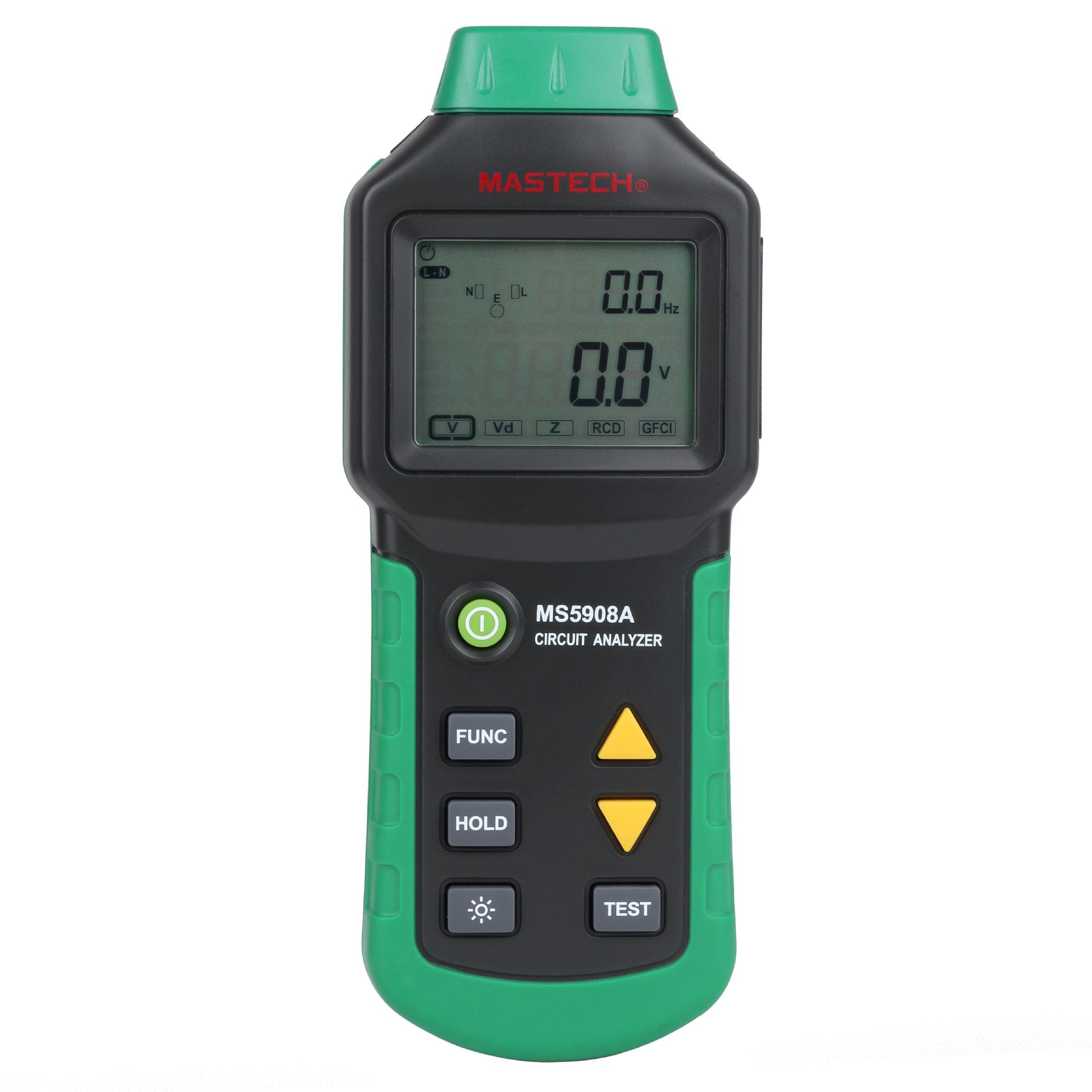 BSIDE MS5908 true effective value measurement AC voltage circuit analyzer