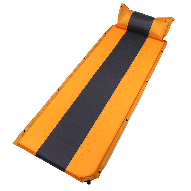 C.MARMOL Outdoor Products Mountain Camping Moisture-proof Inflatable Mat Self-driving Picnic Beach W