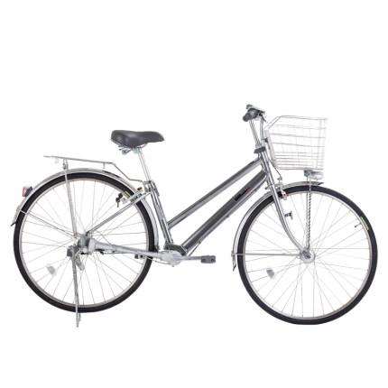 xe đạp Xe đạp dẫn động trục không xích Maruishi dành cho nam giới đi xe đạp để làm việc nội bộ tốc đ